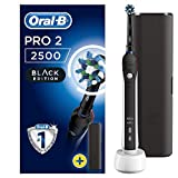 Oral-B Pro 2 2500 CrossAction Electric Toothbrush Rechargeable...