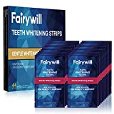 Fairywill Teeth Whitening Strips, 44 Pcs, No Sensitive Teeth...