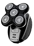 Remington RX5 Ultimate Head Shaver for Bald Men, Easy to Clean...