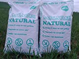 easyMulch® NATURAL STRAW Pellet Mulch & Soil Conditioner (2x15kg...
