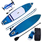 Eloklem Inflatable Surfboard Double-layer Stand up Paddle Board...
