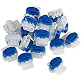 20 Piece Wire Connector Filled with Synthetic Resin, Original 314...