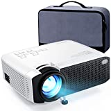 APEMAN Projector Mini Video Projector 5500 Lumens (2021 Upgraded)...