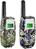 Diswoe Walkie Talkies for Kids, 16 Channel 2 Way Radio 3 Mile...