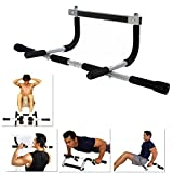 Kabalo Gym Exercise Pull Up Bar for Door Doorway (Multi-Training...