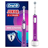Oral-B Junior Kids Electric Rechargeable Toothbrush for Children...