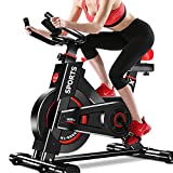 Dripex Upright Exercise Bikes (Indoor Studio Cycles) - Studio...