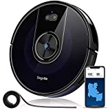 Bagotte BG800 Robot Vacuum Cleaner, Wi-Fi Connected, Map,...