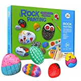 Jar Melo JARMELO Rock Painting Kit; Non-Toxic; Hide and Seek Rock...