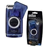 Braun M60 Washable Portable Travel Smart Foil Mens Battery Shaver...