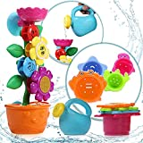 OleOletOy Baby Bath Toy- With 4 Colored Stacking Cups; Cute...