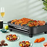 TTLIFE Smokeless Electric BBQ Grills Indoor Electric BBQ Machine...