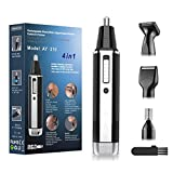 Nose and Ear Hair Trimmer-Professional USB Rechargeable Nose Hair...
