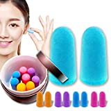 Frobining Earplugs for Sleep Snoring Noise Cancelling Side...