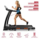 JLL S400+ Folding Treadmill, 2020 New Generation Digital Control...