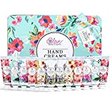 Hand Cream Gift Set - Pack of 12 Hand Cream Set Enriched with...