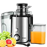Home Centrifugal Juicer Electric Juice Extractor for Whole Fruit...