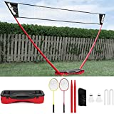 Urban Pop Up Badminton Set [Full Set] • SIZE 3m • Includes: 2...