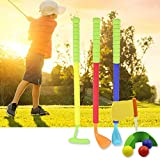 Hamkaw Foam Golf Clubs, Golfer Toy Toddler Indoor/Outdoor - Safe...