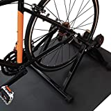 UNISKY Bike Trainer Stand Indoor Exercise Magnetic Bicycle...