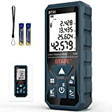 Laser Measure 50M, DTAPE DT50 Laser Distance Meter 165ft,...