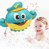 J&K | Baby Bath Toy Octopus Bubble Maker with Nursery Rhymes |...
