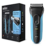 Braun Series 3 ProSkin 3010s Electric Shaver Rechargeable and...