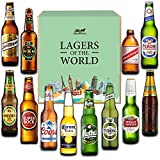 Lagers Of the World - case of 12 bottled beers An ideal beer gift...