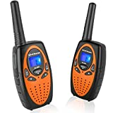 Wishouse Two Way Radios for Adults Travel, PMR446 Walkie Talkies...