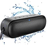 Loud Series Bluetooth Speaker, LENRUE Outdoor Enhanced IPX7...