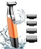 Babacom Beard Trimmer, Wet and Dry Men's Electric Razor, USB...