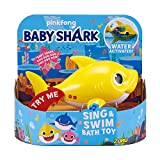 ZURU ROBO ALIVE JUNIOR Baby Shark Battery-Powered Sing and Swim...