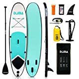 DAMA Inflatable Stand up Paddle Boards (10'), sup Paddle...