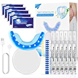 Teeth Whitening Kit, Nivlan Teeth Whitening Gels Set...