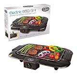 Quest 35910 Electric Portable Indoor BBQ Grill | Minimal Smoke |...