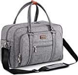 Baby Changing Bag, WELAVILA Nappy Diaper Bags for Mom and Dad...