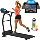 Adjustable Incline Bluetooth Nero PRO Treadmill Electric...