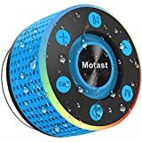 Motast Shower Radio Bluetooth Speaker 5.0, IPX7 Waterproof...