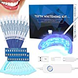 Teeth Whitening Kit Professional, Tooth Whitening Gel,...