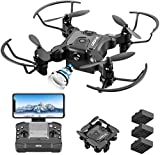 4DRC Mini Drone with 720p Camera for Kids and Adults, FPV Drone...