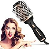 Hair Dryer Brush,Hot Air Brush, Multi-functional...