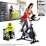Sportstech Indoor Exercise Bike SX200 -German Quality Brand-...