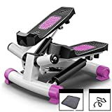 N-A Lateral Side Stepper,Ndoor Cycling Exercise Bike Portable...