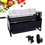 Smokeless Grill, 1500W Electric Indoor Barbecue Grill, Large...