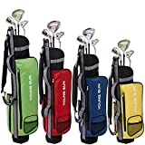 Young Gun ZAAP EAGLE Junior golf club Youth Set & bag for kids...
