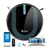 Proscenic 850T Robot Vacuum Cleaner, 3000Pa Strong Suction...
