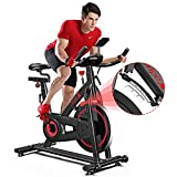 Dripex Indoor Cycling Magnetic Resistance Exercise Bike (2021...