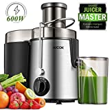 "Juicer Centrifugal AICOK Juicer Machine 3 Speed Mode Wide 3""..."