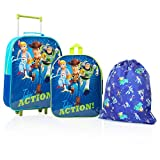 Disney Toy Story 4 Forky, Woody, Buzz, Bo Peep Backpack, Trolley...