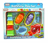 Fun Time 'Bath Time' Play Set (Multi-Colour)